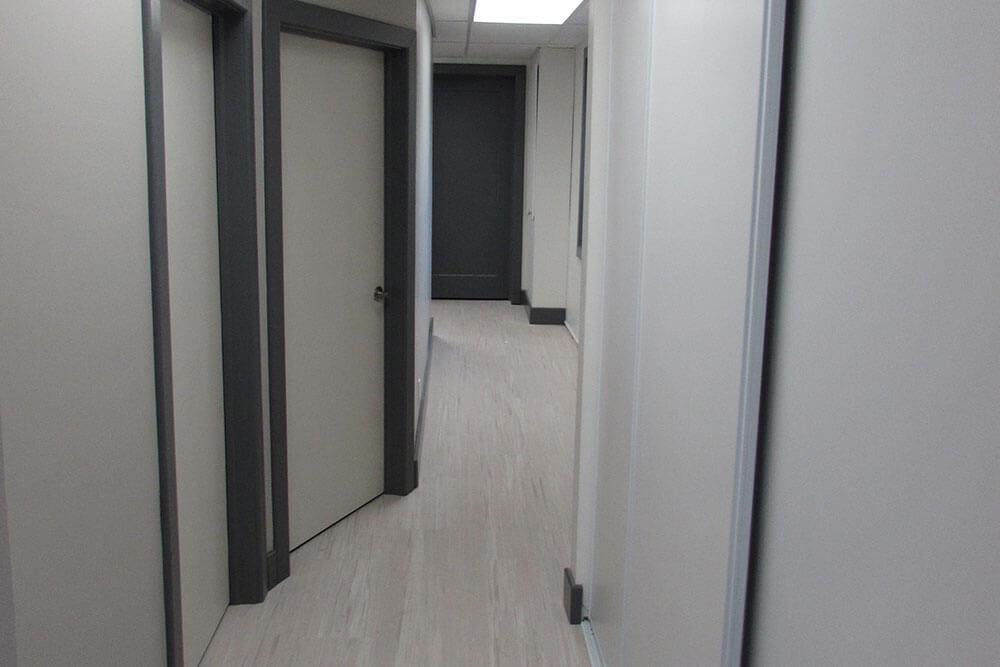 Office Hallway Pic